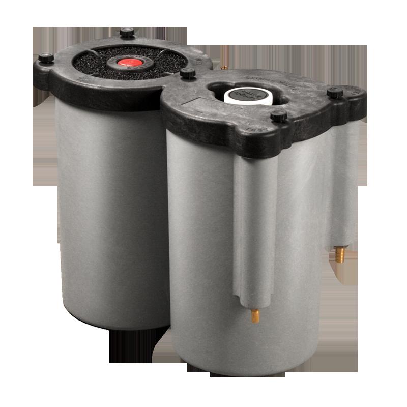 Nietypowy Okaz Separator woda-olej PCT - GUDEPOL - sprężarki śrubowe, kompresory AM72
