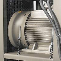 Silnik elektryczny z napinaczem - Gudepol
